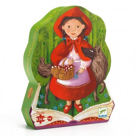 Puzzle La Caperucita Roja