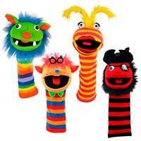 Marionetas y peluches